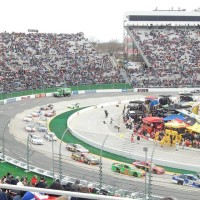 Pace Laps Martinsville
