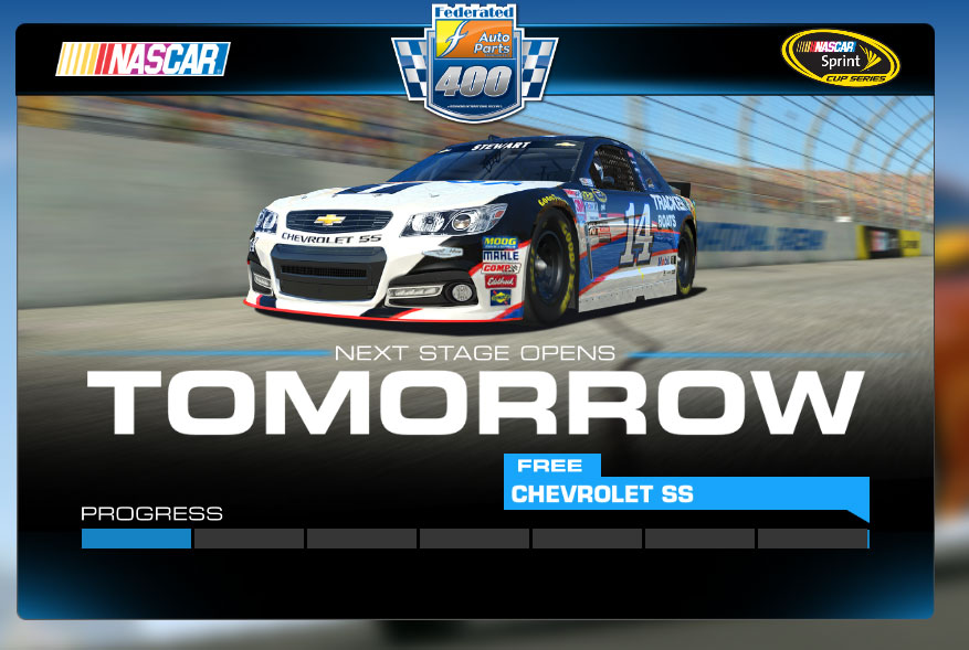 Nascar Comes To Real Racing 3 Closet Nascar Fan
