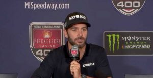 Jimmie Johnson - MIS - June 16, 2017
