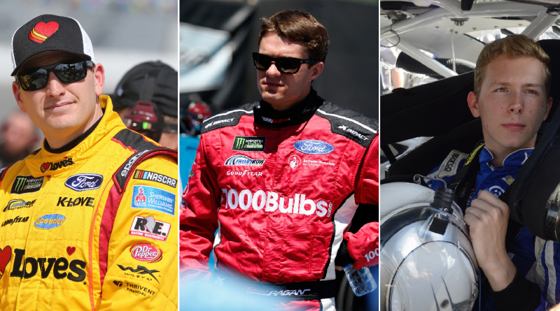 Front Row Motorsports 2019 Lineup