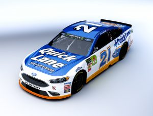 No. 21 Quick Lane Ford - Wood Brothers