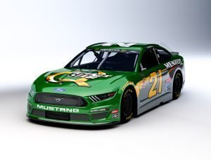 No. 21 Wood Brothers Quaker State Kentucky July 2019